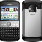 Nokia E5 moviles