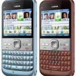 imagenes Nokia E5