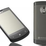 LG Optimus 7 ingame