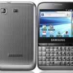 Samsung Galaxy Pro fotos