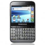 Samsung Galaxy Pro inside