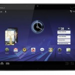 imagenes de Motorola XOOM