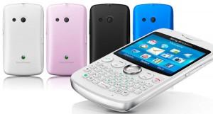 Sony Ericsson imagen