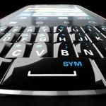 Motorola Fire teclado