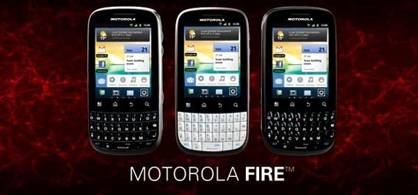 Motorola Fire