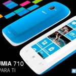 Nokia Lumia 710 llega a España en enero