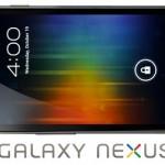 Análisis de Samsung Galaxy Nexus