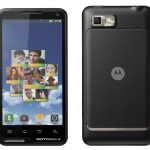 Motorola MOTOLUXE screens