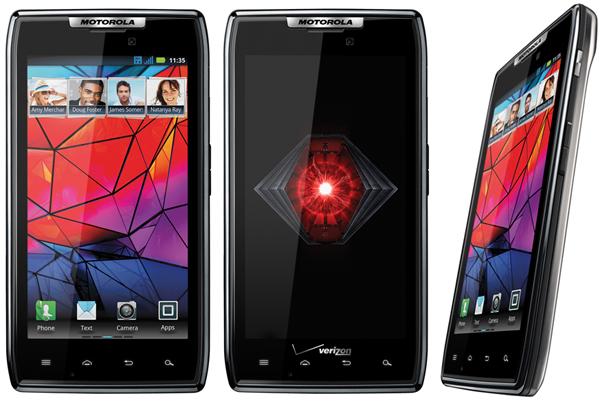 Motorola Razr galeria