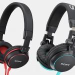 Sony MDR V55 y MDR ZX600