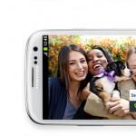 Samsung Galaxy S III fotos