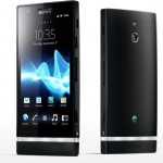 Sony Xperia P fotos