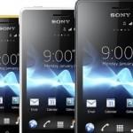Aplicaciones Sony Xperia acro S