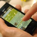 Fotos del Sony Xperia acro S