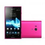 Imágenes Sony Xperia acro S