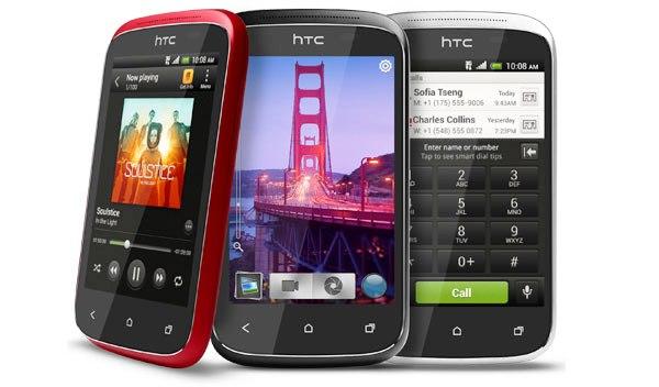 Imagenes de HTC Desire C