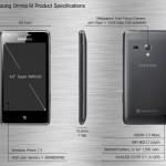 Moviles Samsung Omnia M