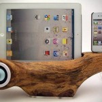 RockAppleWood, un dock de madera para iOS