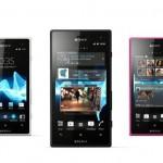 Sony Xperia imagen