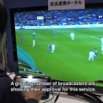 NHK presentó Hybridcast, televisión interactiva del futuro