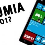 Nokia Lumia 1001 ¿el primero con Windows Phone 8?