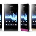 Análisis de Sony Xperia miro