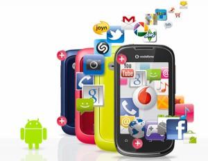 imagenes Vodafone Smart 2