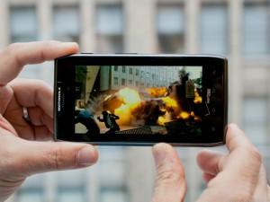 imagenes del Motorola RAZR Maxx