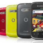 modelos Vodafone Smart II