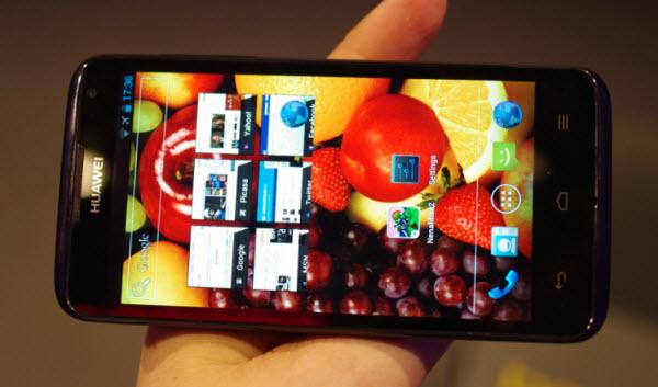 Huawei Ascend D Quad y XL