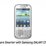 foto Samsung Galaxy Chat