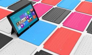 nueva generación de tabletas Surface