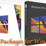 packaging de Windows 8