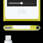 nuevo diseño ipod nano
