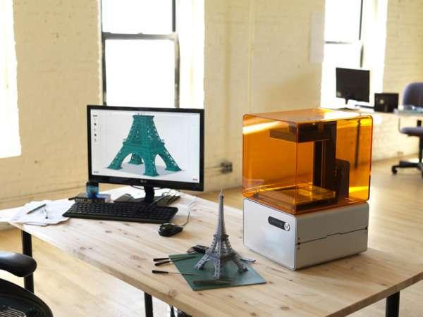 FORM 1 impresora 3D
