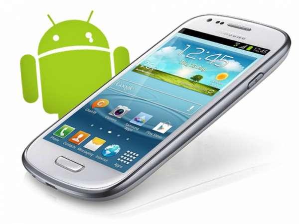 imagenes de Samsung Galaxy S3 Mini