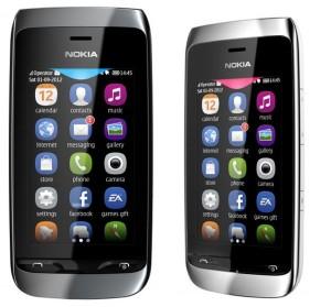 juego Nokia Asha 309