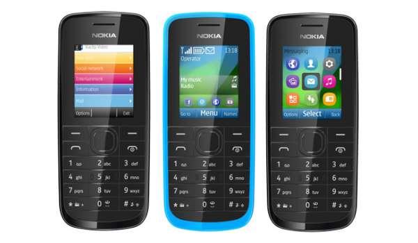 fotos del Nokia 109