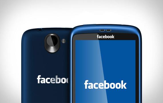 teléfono de Facebook