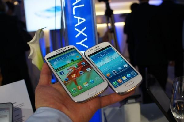 presentacion Samsung Galaxy S3 Mini