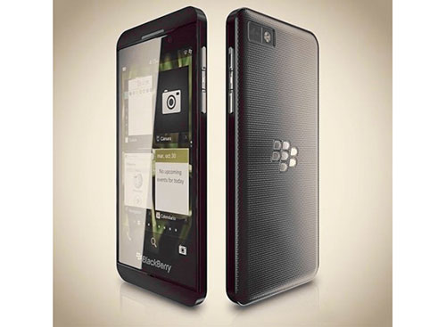 fotos BlackBerry Z10
