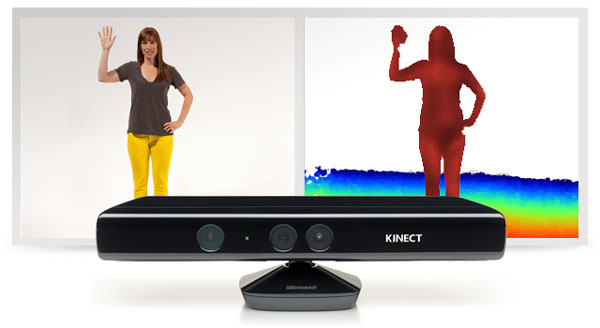 Kinect para Windows escaneará objetos en 3D