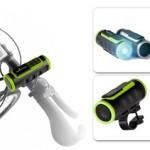 Energy Bike Music Box: el mejor reproductor de música para bicicleta