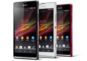 imagenes Sony Xperia SP