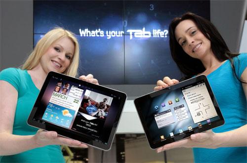 fotos Samsung Galaxy Tab 8.0