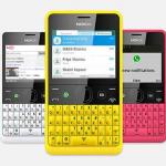 Análisis de Nokia Asha 210