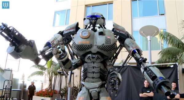 robotlar yasash