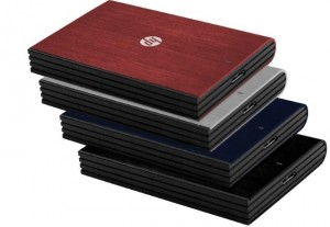 Nuevos discos duros de HP