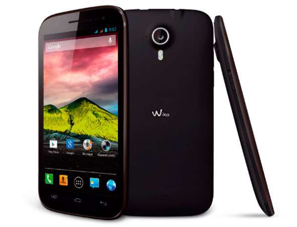 WIKO Cink Five fotos