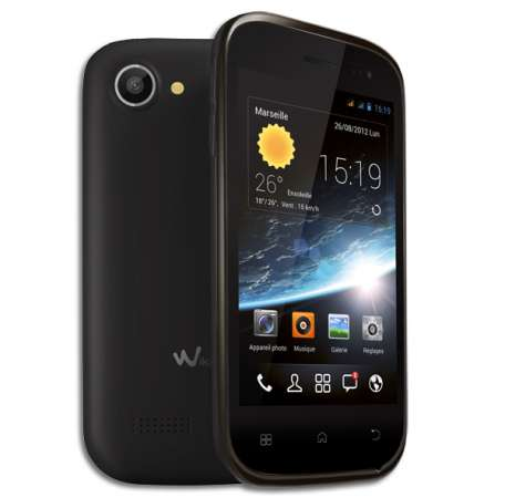 Wiko Cink Slim screen